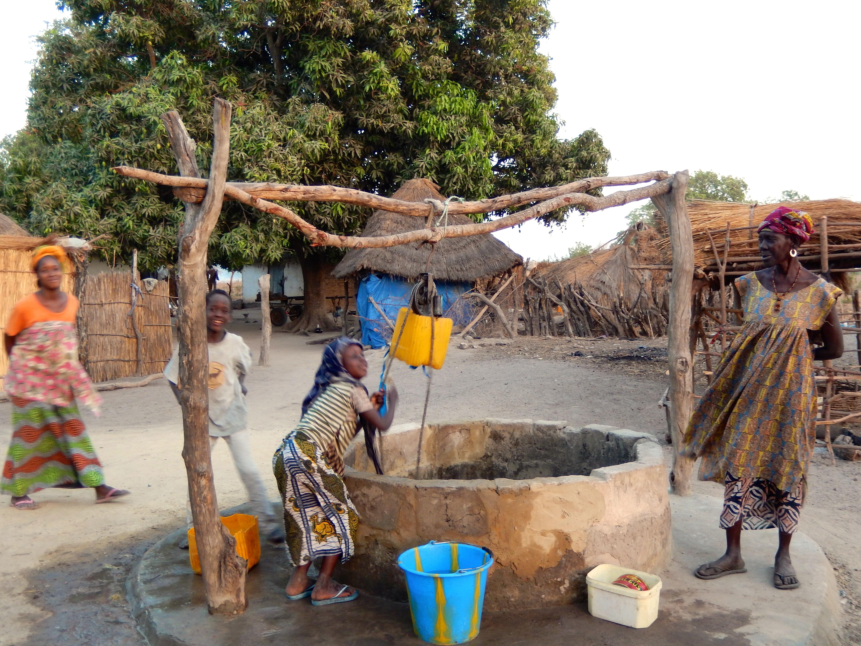 D part pour le burkina nouveau bouassa for Prix forage eau potable